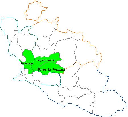 3 circonscription vaucluse