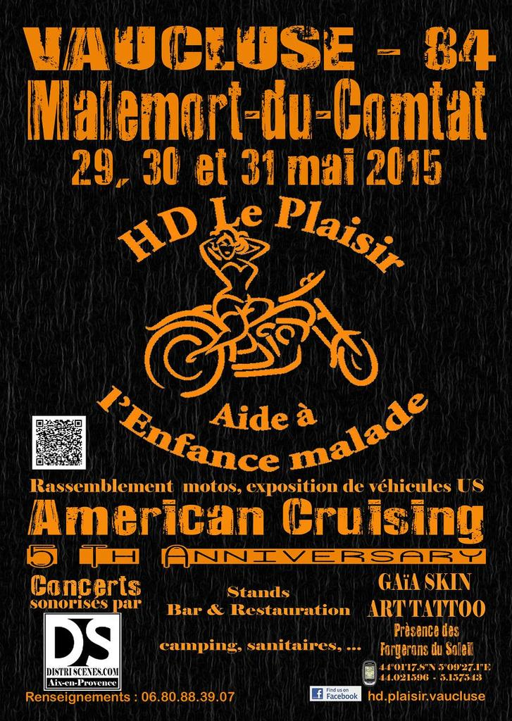 american cruising vaucluse 5th anniversary 2015