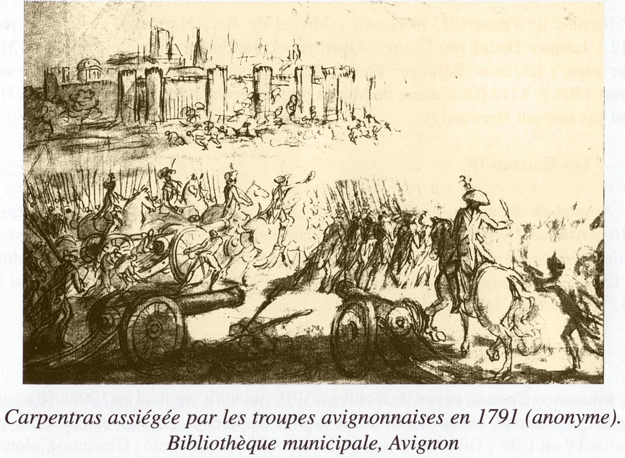 avignon 1791