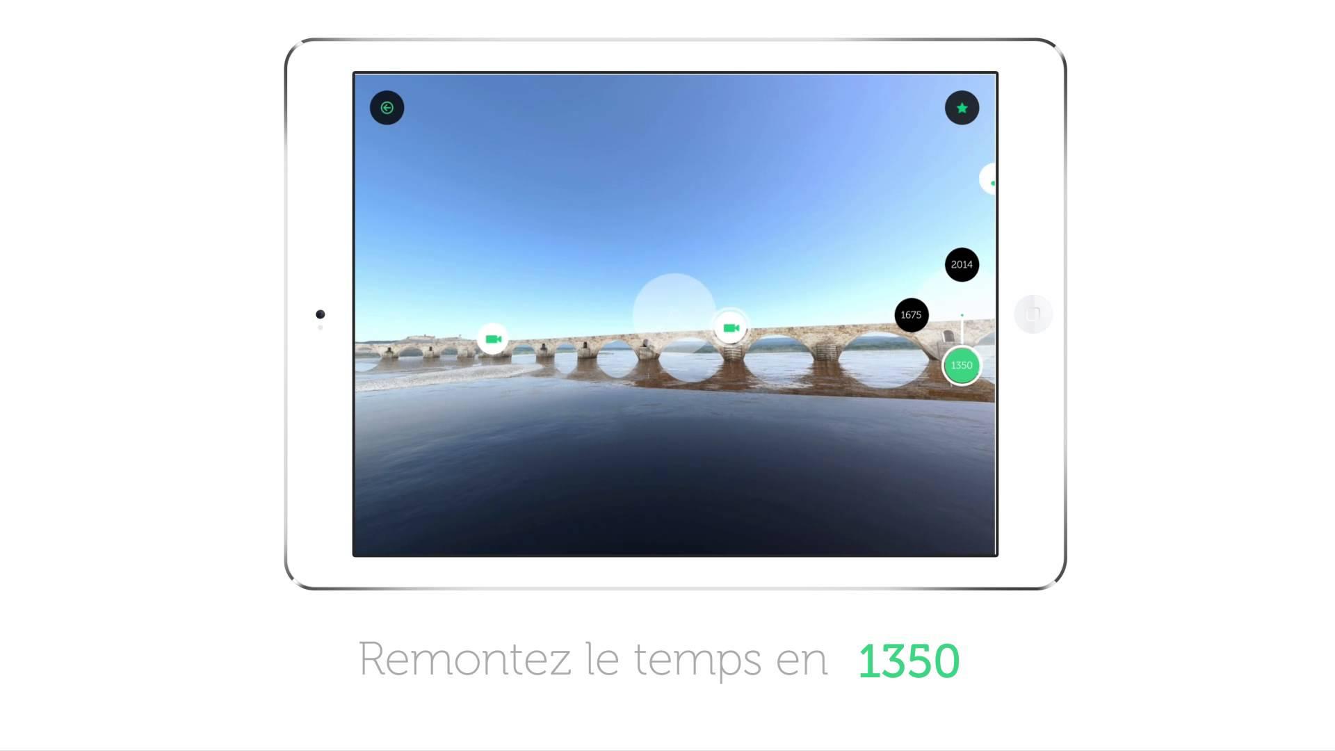 avignon 3d application