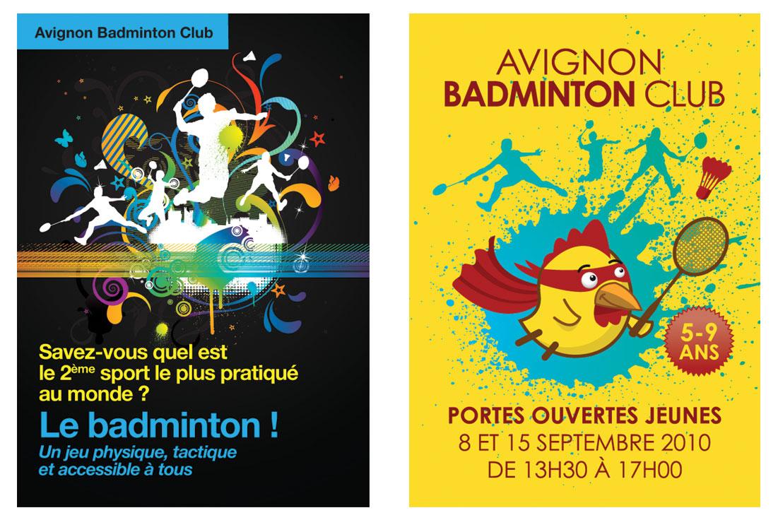 avignon badminton club