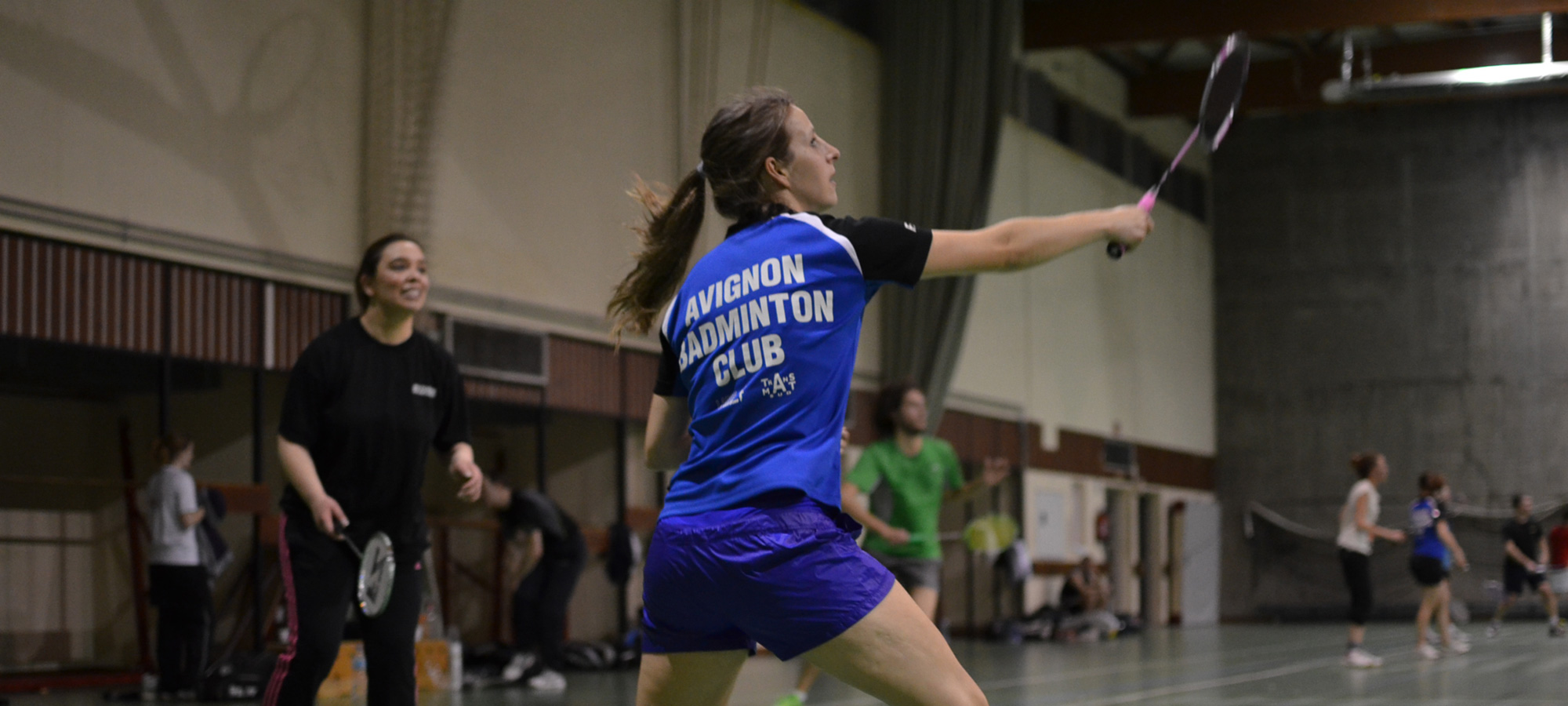 avignon badminton club