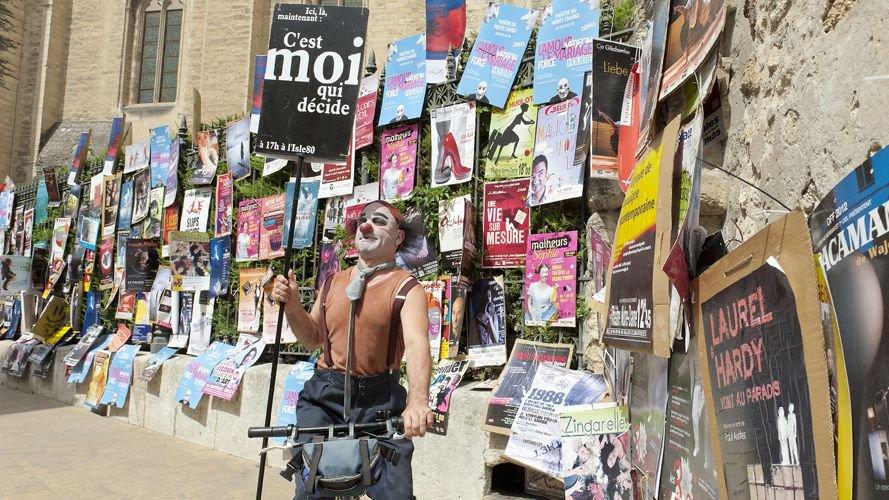 avignon festival off
