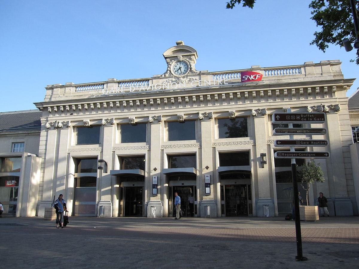 avignon gare centre
