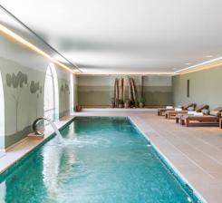 Hotel avec piscine couverte vaucluse