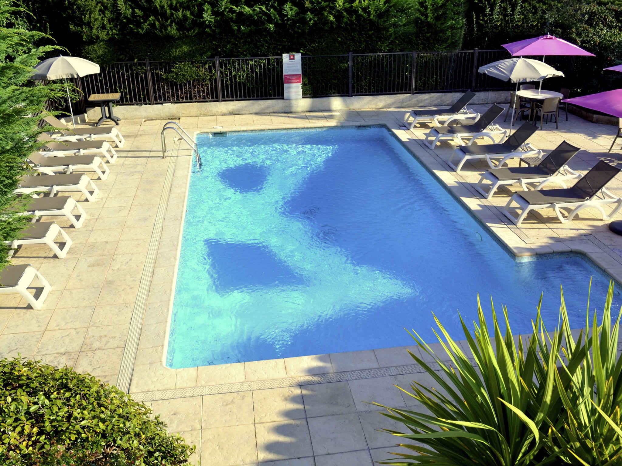 avignon hotel piscine