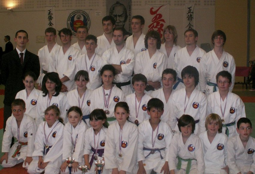 avignon karate club