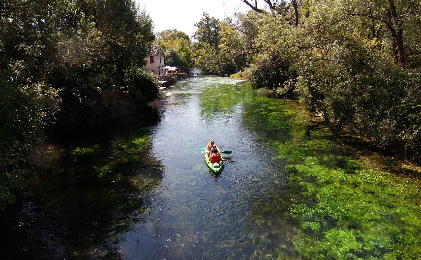 avignon kayak