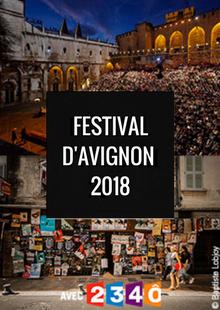 avignon spectacle 2018