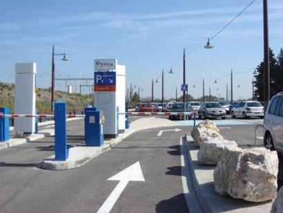 avignon tgv parking