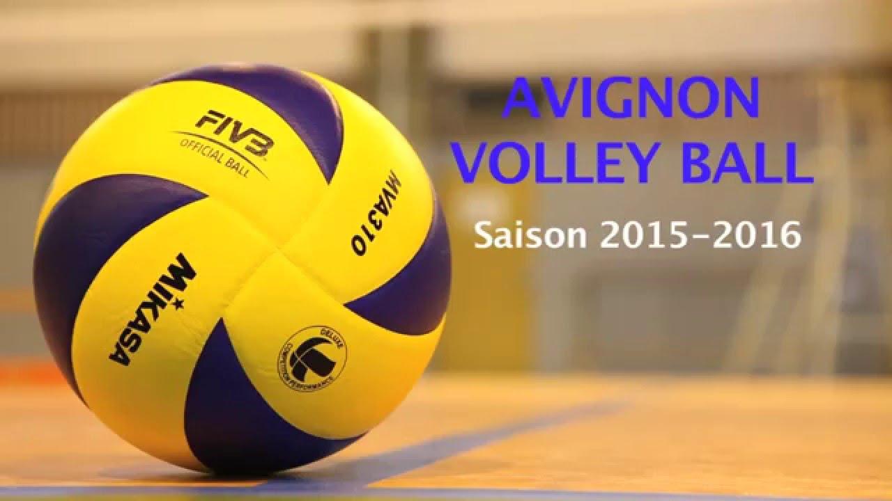 avignon volley