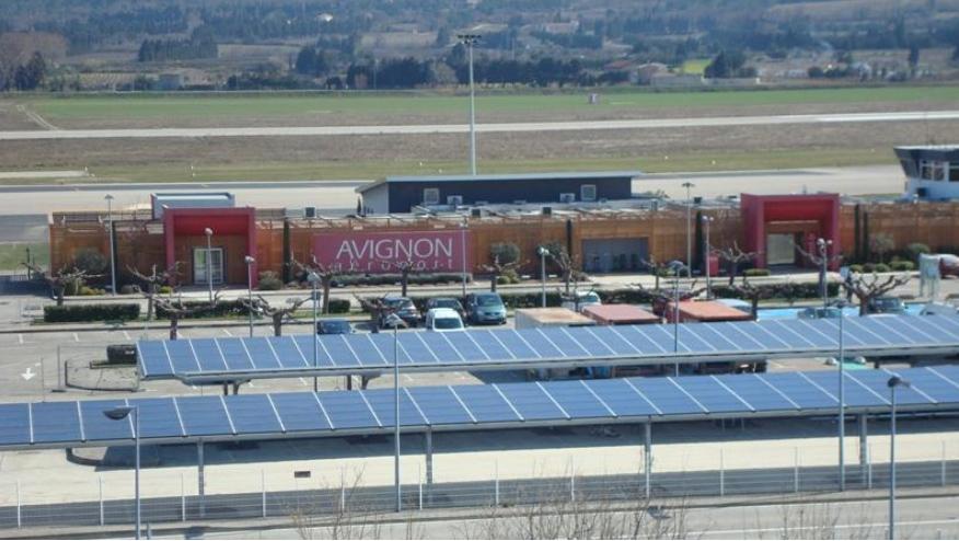 d'avignon aeroport