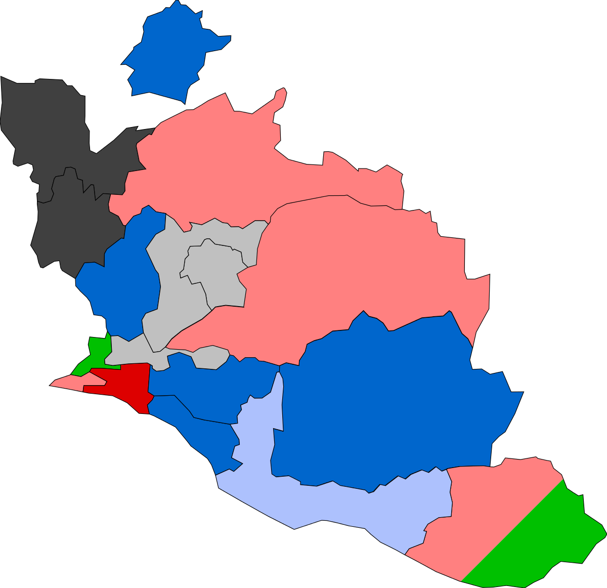 departementales vaucluse 2015