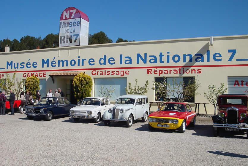 nationale 7 vaucluse