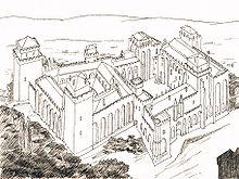 pavepaladset i avignon