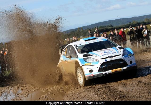 rallye vaucluse 2014