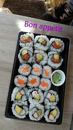 u sushi avignon
