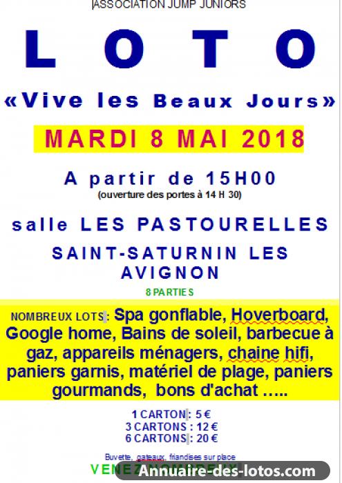 vaucluse 1 mai 2018