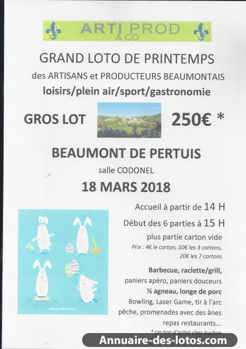 vaucluse 18 mars 2018