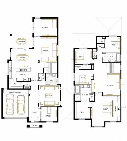 vaucluse 45 floor plan