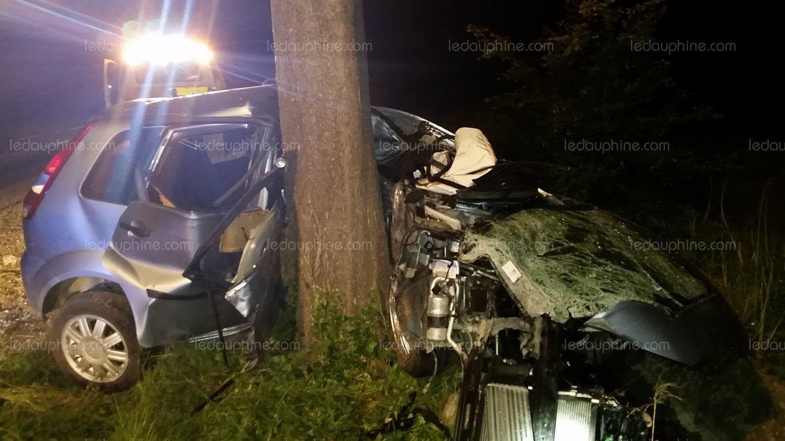 vaucluse accident de voiture