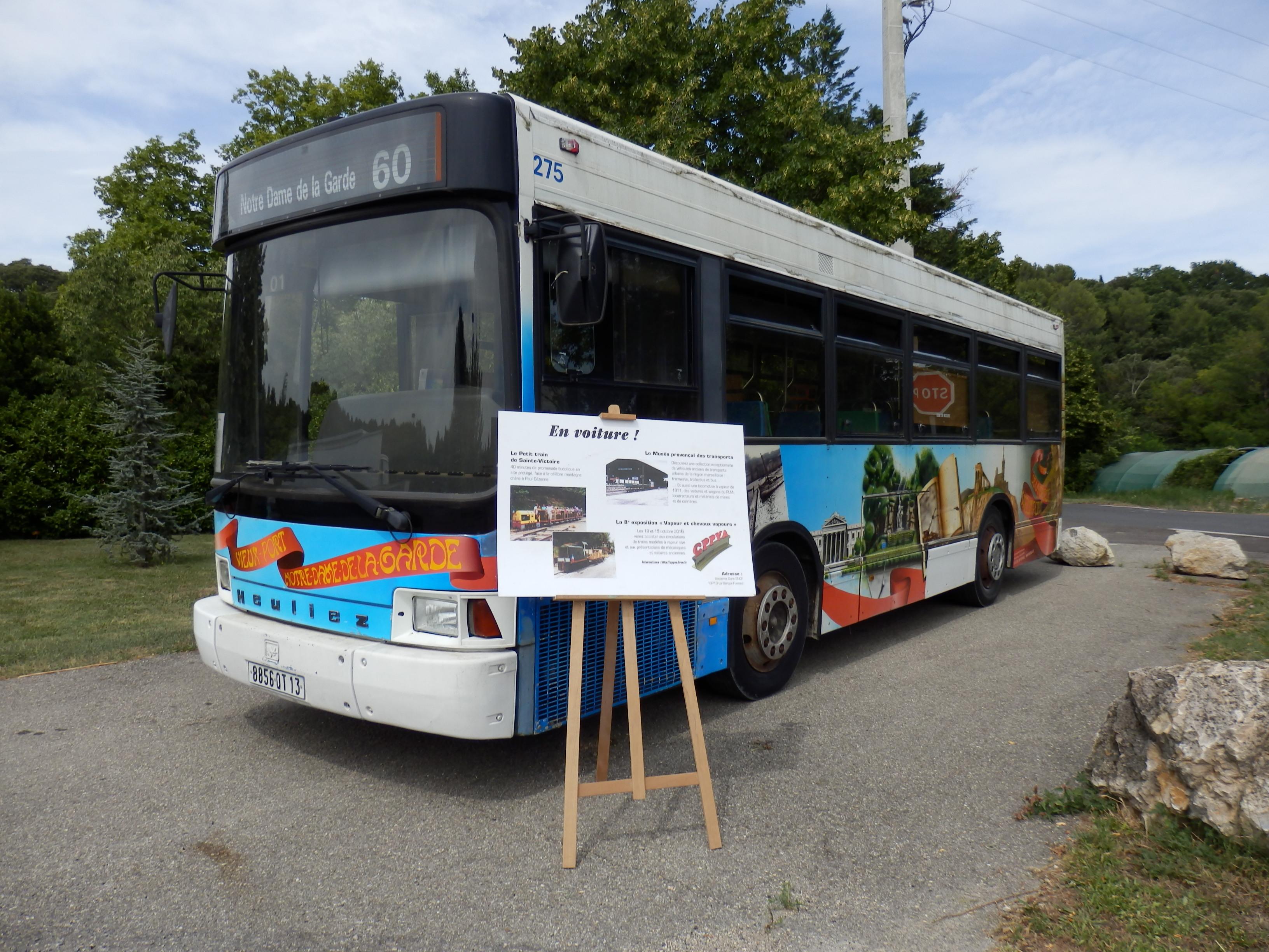 vaucluse bus