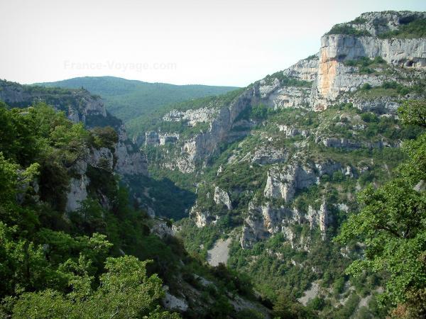 vaucluse gorges
