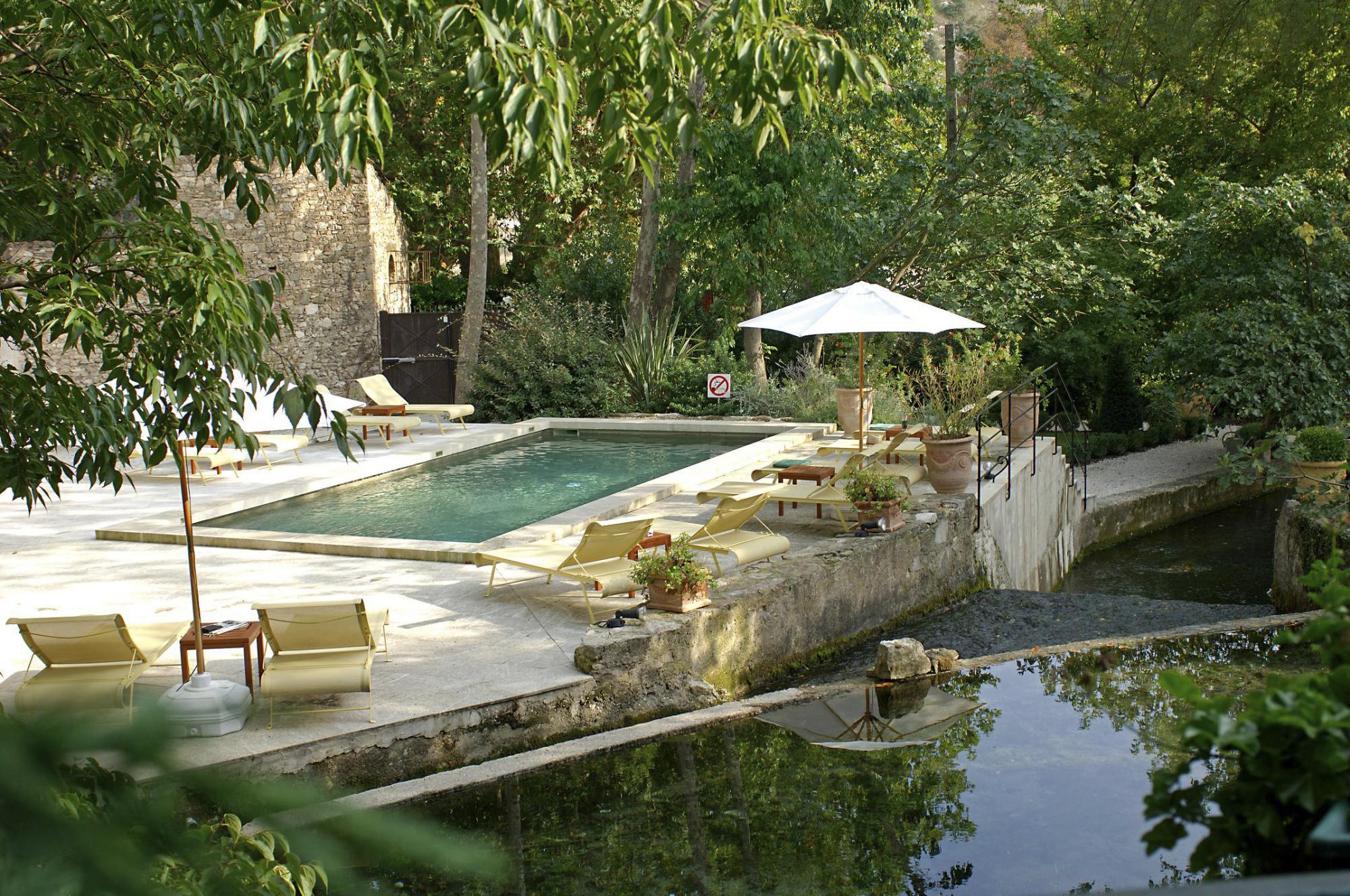 vaucluse hotels de charme