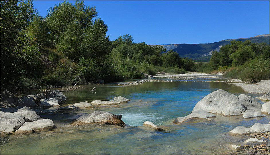 vaucluse riviere