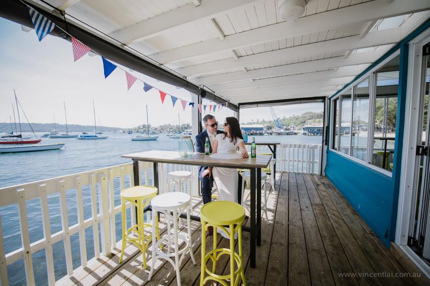 vaucluse yacht club hire